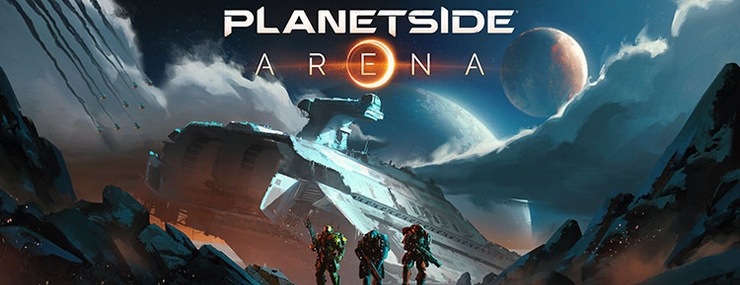 PlanetSide Arena shutting down January 10th