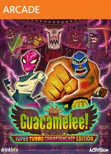 Guacamelee: Super Turbo Championship Edition