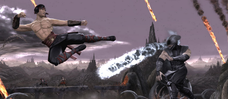 Mortal Kombat Komplete Edition pulled from Steam,  PlayStation versions next?