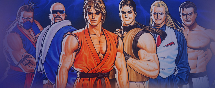 Two Neo Geo titles leaving GOG.com June 9th