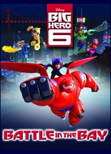 Disney Big Hero 6: Battle in the Bay
