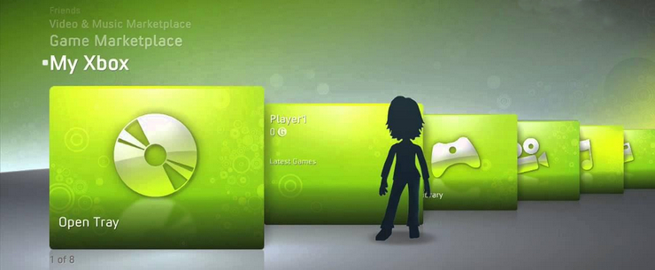 A look at some retired Xbox 360 Apps & Services