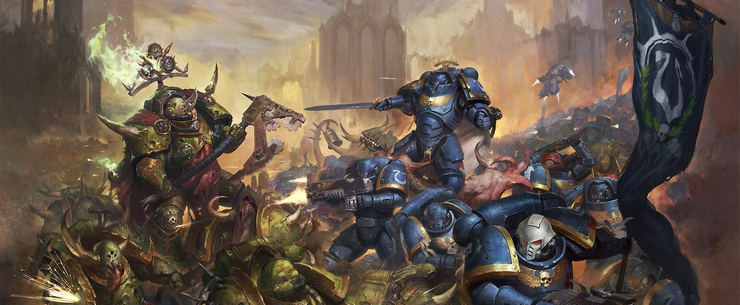 Warhammer Humble Bundle might mark the end for some titles