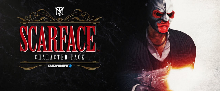 Payday 2 loses Scarface Character Pack on October 1st