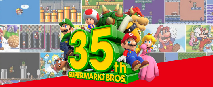 Super Mario Bros. 35th Anniversary releases already have a Delisting date!  | Delisted Games