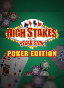 High Stakes on the Vegas Strip: Poker Edition [RELISTED]