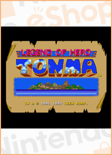 Legend of Hero Tonma (Virtual Console)