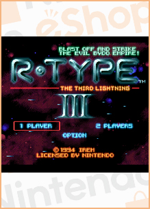 R-Type III: The Third Lightning (Virtual Console)