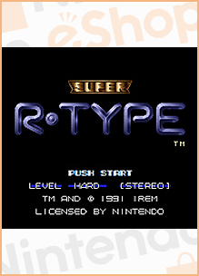 Super R-Type (Virtual Console)