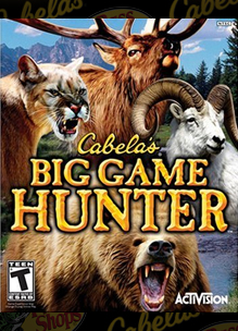 Cabela's Big Game Hunter (Trophy Bucks)