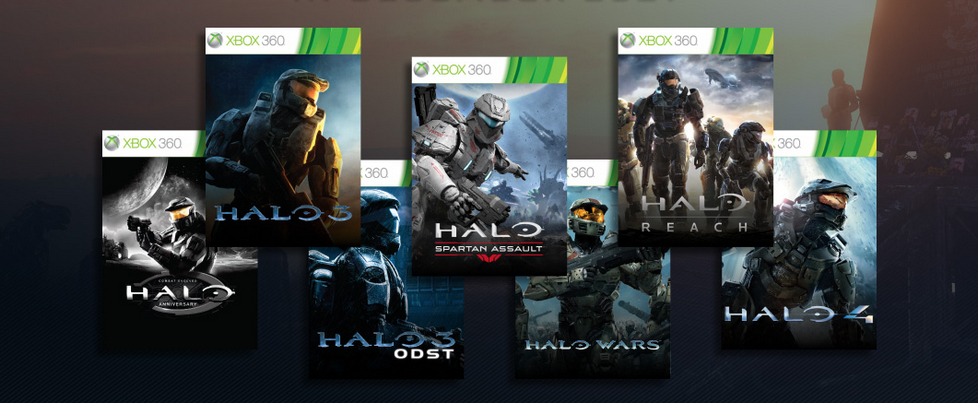 Seven Halo titles on Xbox 360 delisted, online features sunset in December 2021