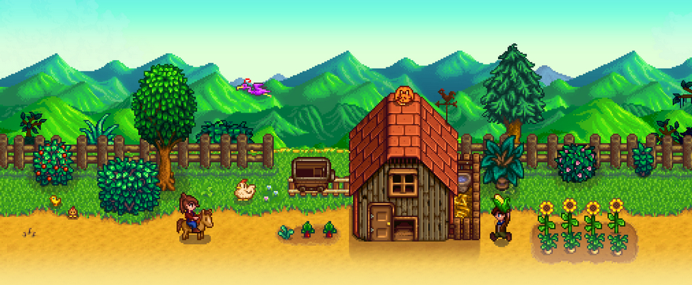 Stardew Valley delisted on PlayStation 4 in Europe but it's coming back [UPDATED]