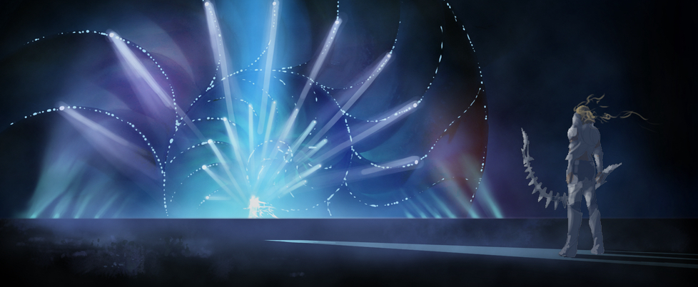 El Shaddai: Ascension of the Metatron coming soon to Steam