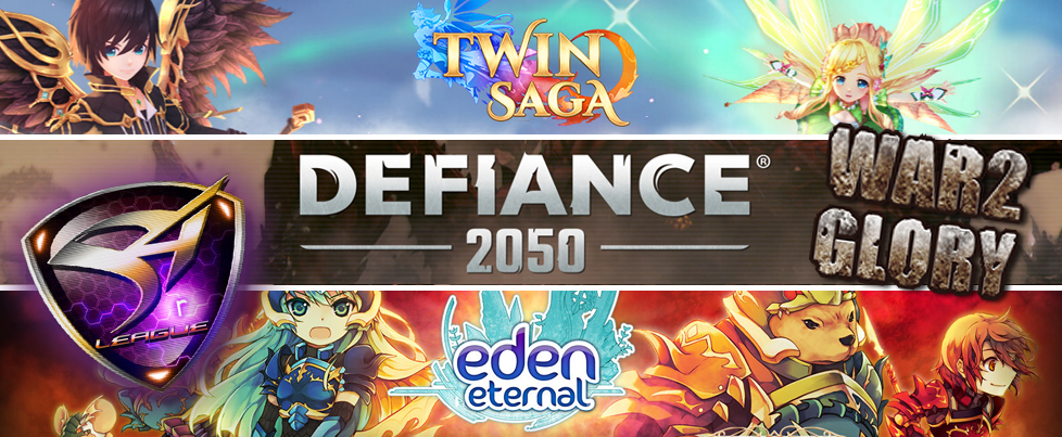 MMOs Eden Eternal, Twin Saga, Defiance and '2050' shut down April 29th [UPDATED: More Games]