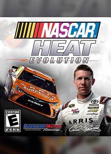 NASCAR Heat Evolution [RELISTED]