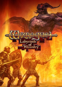Wizrogue: Labyrinth of Wizardry