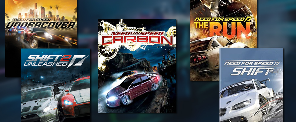 Five Need for Speed titles delisted starting today, online services ending Aug 31st