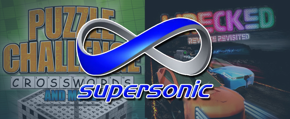 Supersonic Software acquired, pair of digital releases may be delisted soon