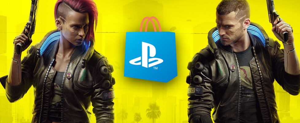 Cyberpunk 2077 returns to the PlayStation Store on June 21st