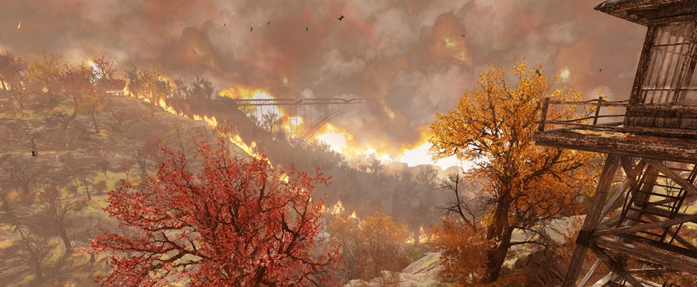 Fallout 76 'Nuclear Winter' mode shuts down in September